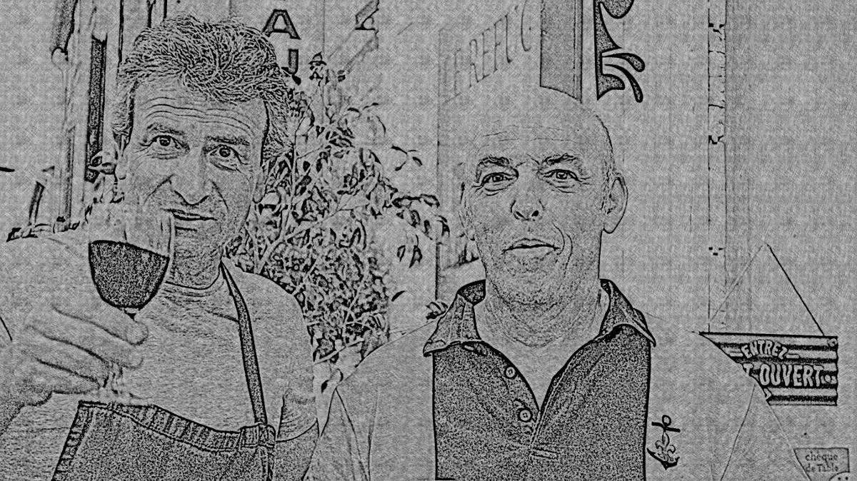 Mario et Jean-Christophe